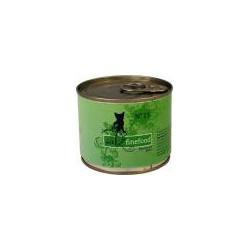 Catz Finefood No. 23 Rind & Ente 200g.