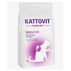 Kattovit Sensitive (hypoallergene Schonkost) 1,25 kg