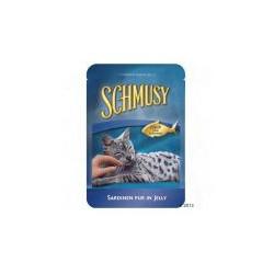 Schmusy Fisch Thunfisch pur 100g