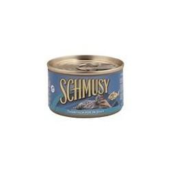 Schmusy Thunfisch & Geflügelleber 100g