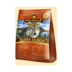 Wolfsblut Alaska Salmon mit Lachs 15kg