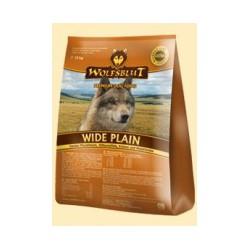 Wolfsblut Wide Plain Trockenfutter für Hunde mit Pferdefleisch und Süßkartoffeln 15kg