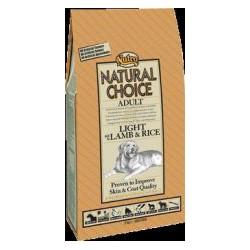 Nutro Natural Choice Adult Lamm Light 12 kg