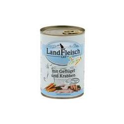 Landfleisch Schlemmertopf Geflügel & Krabben 400g