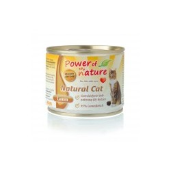 Natural Cat Dose Lamm 200g