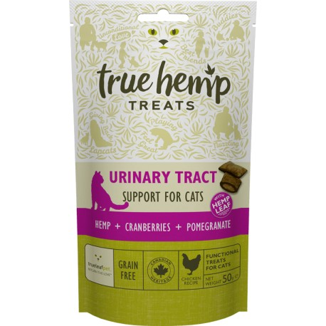 TRUE HEMP™ LECKERBISSEN • URINARY TRACT 50 g