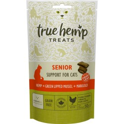 TRUE HEMP™ LECKERBISSEN • SENIOR 50 g