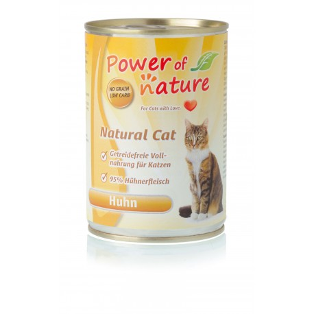 Power of nature natvoer kip 400g