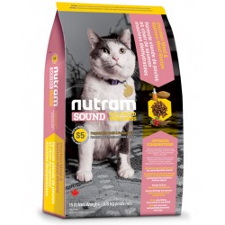 Nutram S5 Adult Cat 1,8 Kg