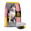 Nutram S5 Adult Cat 6,8 Kg + 156g Nutram Adult Nassfutter