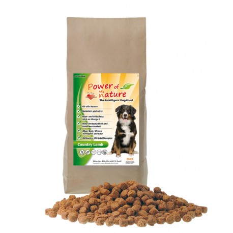 Power of Nature Hundefutter Country Lamb 2Kg