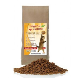Power of Nature Natural Cat Meadowland Mix (Huhn, Truthahn, Lachs) 15kg