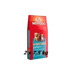 Mer. Dog Junior 1 2 x 12,5kg