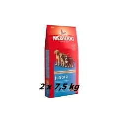 Mer. Dog Junior 2 2 x 12,5kg